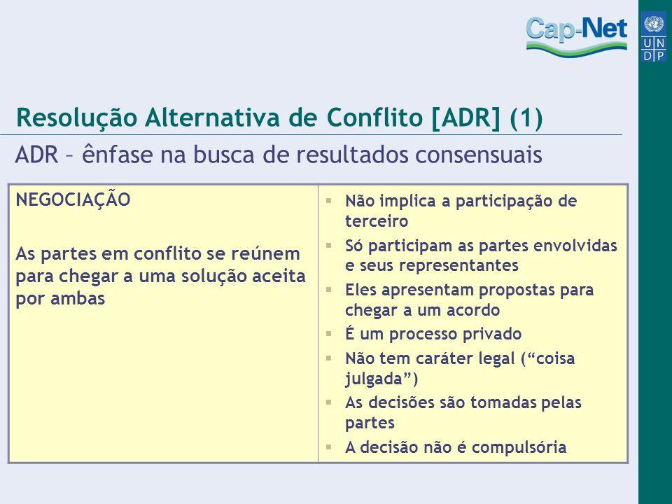 Resolução Alternativa de Conflito [ADR] (1)